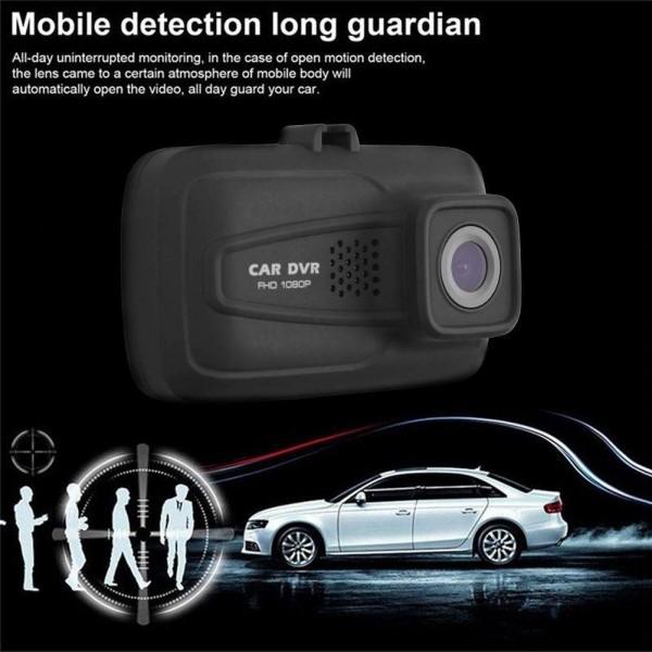 2.0in HD 1080P Car DVR Camera Video Recorder G-sensor Night Vision Dash Cam