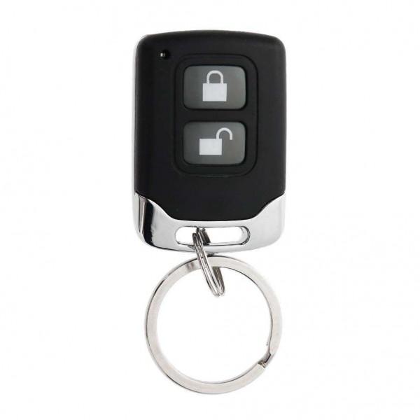 1-Way Car Burglar Alarm Vehicle Protection Keyless Entry Security System