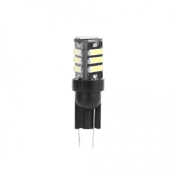 1 Pair DC 12V Car LED Lights W5W T10 7020 11SMD Wedge Light Car Brake Lamps