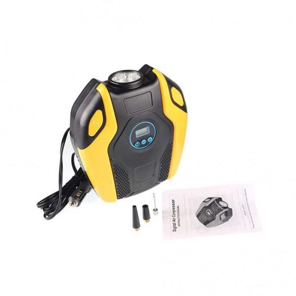 Digital Display Portable 12V Car Electric Air Compressor Tire Inflator Pump